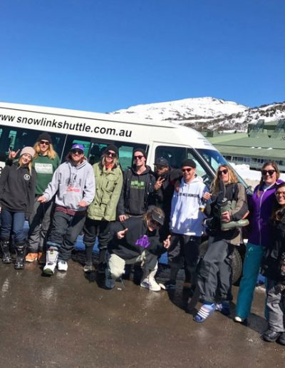 Snowlink Great Shuttle Service