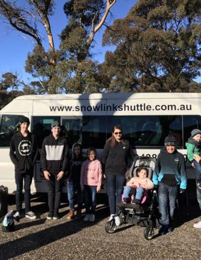 Snowlink Skii Shuttle Service