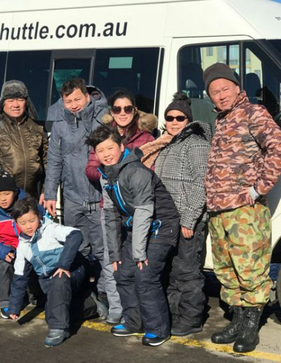Snowlink Family Tour Service