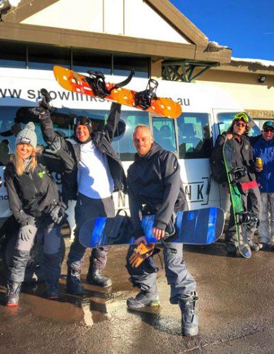 Skiis Tour