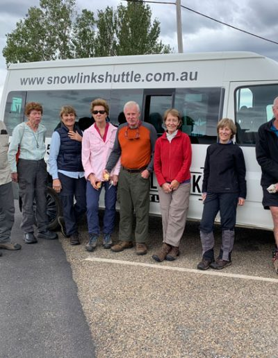 Snowlink Shuttle Ride