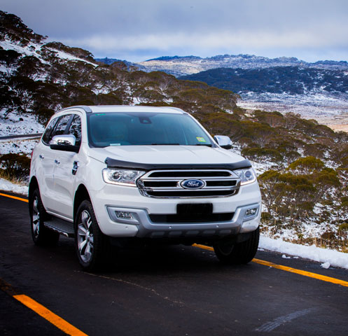 CANBERRA TO THREDBO TRANSFER 4wd vehicle