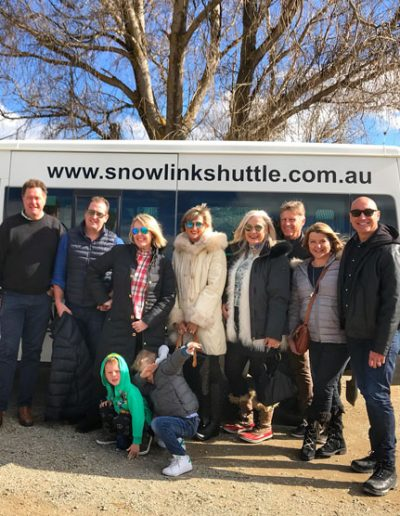 Snowlink Shuttle Australia