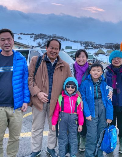 canberra to perisher transfers summer hike