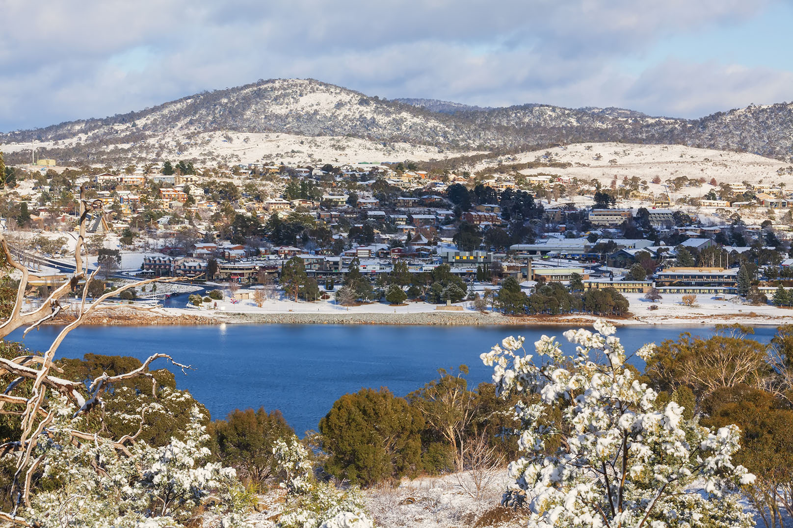 jindabyne to canberra transfer accommodation