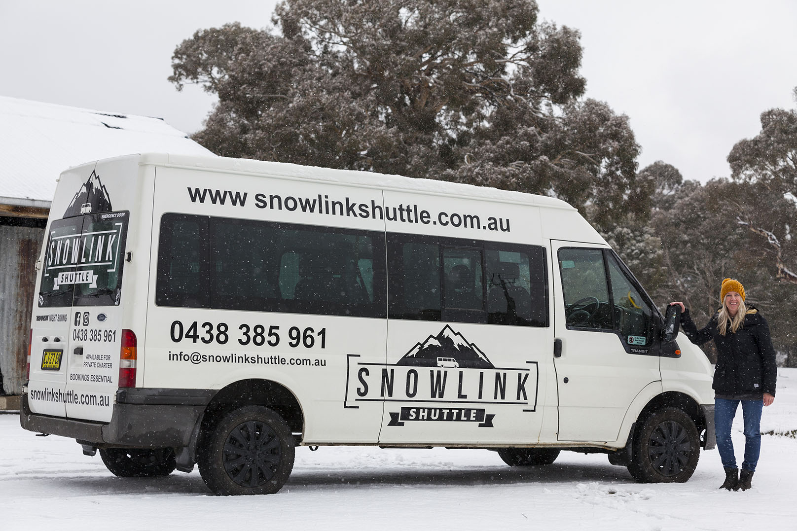 canberra to Perisher transfers shuttle car